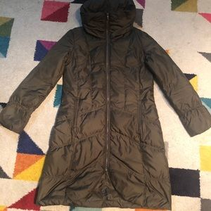 cole haan women winter jacket size medium